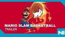 Mario Slam Basketball - Il trailer di lancio della versione Virtual Console