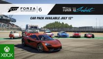 Forza Motorsport 6 - Turn 10 Select Car Pack trailer