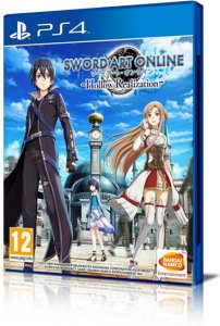 Sword Art Online: Hollow Realization per PlayStation 4