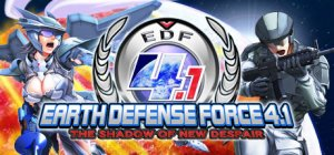 Earth Defense Force 4.1: The Shadow of New Despair  per PC Windows