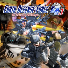 Earth Defense Force 4.1: The Shadow of New Despair  per PlayStation 4