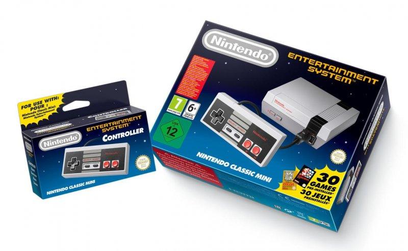 Il Nintendo Classic Mini: NES tornerà nei negozi a giugno