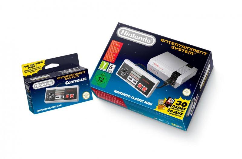 Ecco il Nintendo Classic Mini: Nintendo Entertainment System, un piccolo NES in arrivo a novembre