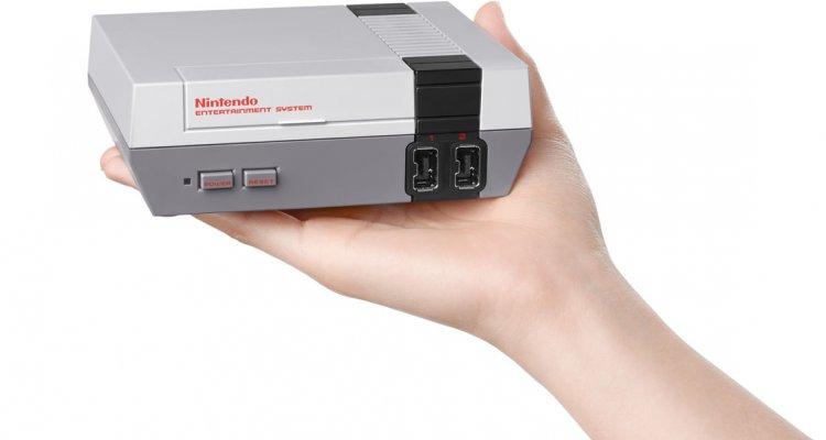Aperto il sito ufficiale del Nintendo Entertainment System: Classic Edition