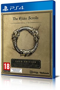 The Elder Scrolls Online - Gold Edition per PlayStation 4