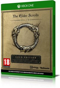 The Elder Scrolls Online - Gold Edition per Xbox One