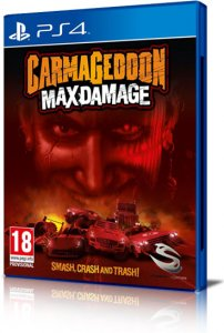Carmageddon: Max Damage per PlayStation 4