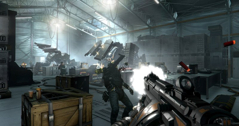 La patch del day one di Deus Ex: Mankind Divided pesa circa 4 GB