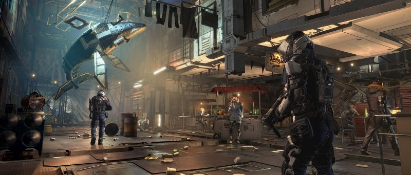 Svelati i requisiti di sistema per la versione PC di Deus Ex: Mankind Divided