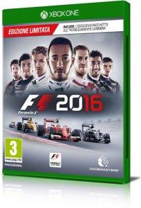 F1 2016 per Xbox One
