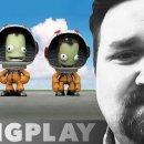 Lanci nello spazio nel Long Play di stasera, con Marco e Kerbal Space Program
