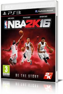 NBA 2K16 per PlayStation 3