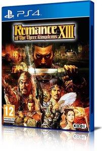Romance of the Three Kingdoms XIII per PlayStation 4