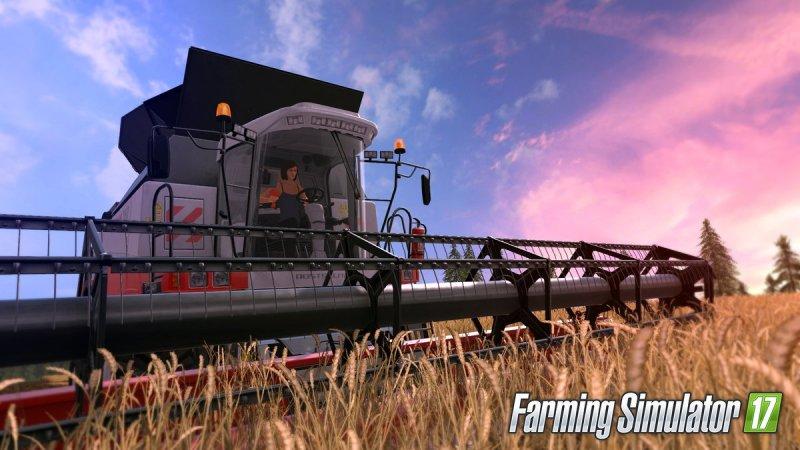Farming Simulator 17 ha già raggiunto un milione di giocatori