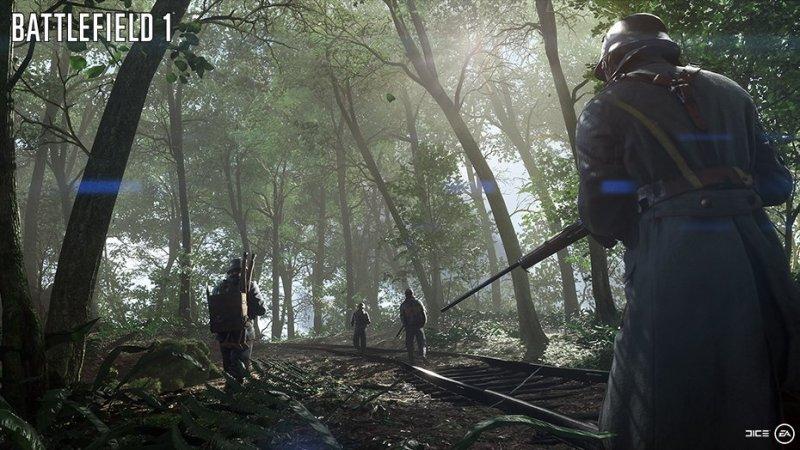 Battlefield 1 debutta al primo posto nella classifica del Regno Unito, spodestando FIFA 17