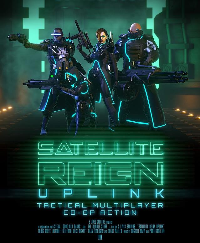 Una modalità cooperativa gratuita per Satellite Reign