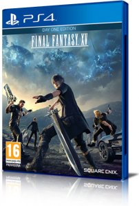Final Fantasy XV per PlayStation 4