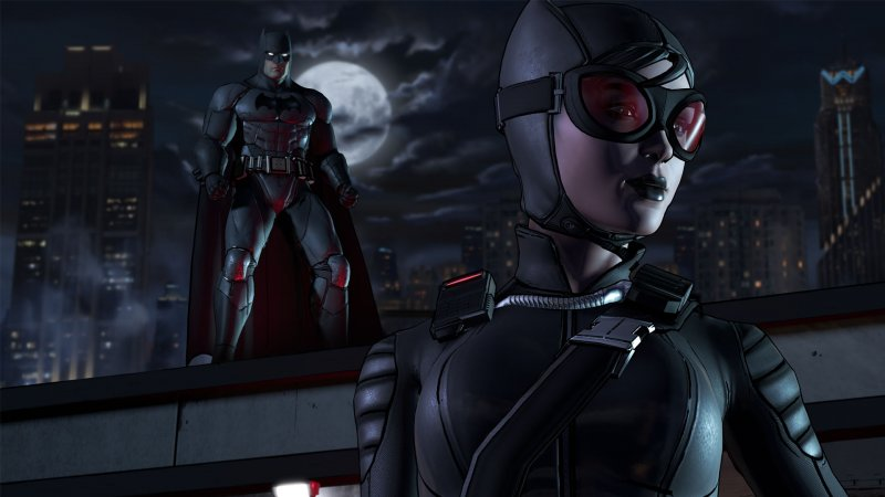 Il Crowd Play di Batman The Telltale Series supporterà da 4 a 12 giocatori