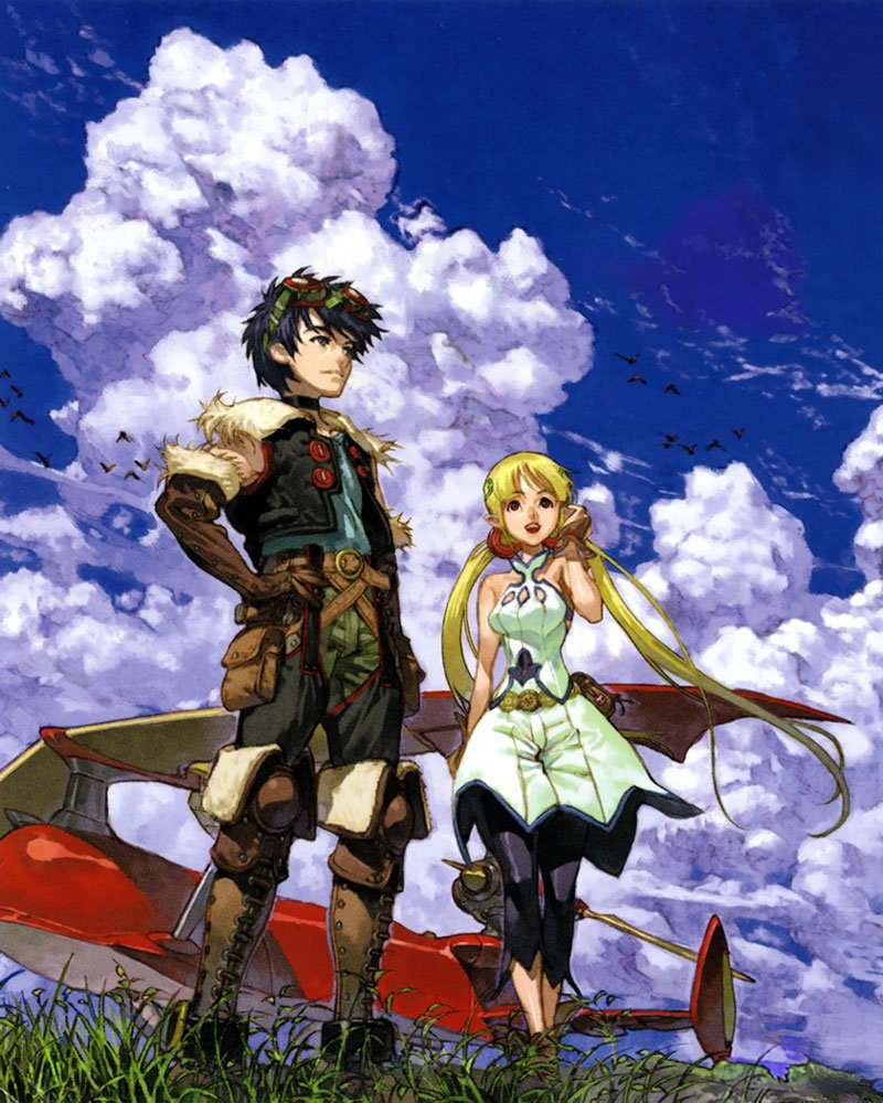 L'ESRB cataloga Grandia III per PlayStation 4