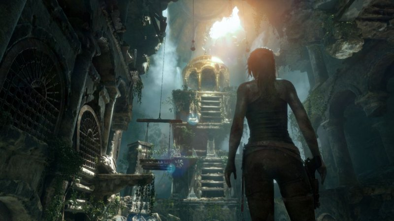 Rise of the Tomb Raider punta ai 1080p e 30 frame al secondo su PlayStation 4