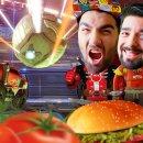 Nel pranzo di oggi gli Amendola Brothers corrono per gli stadi di Rocket League