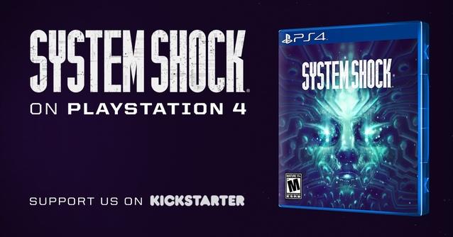 È ufficiale: System Shock arriva anche su PlayStation 4