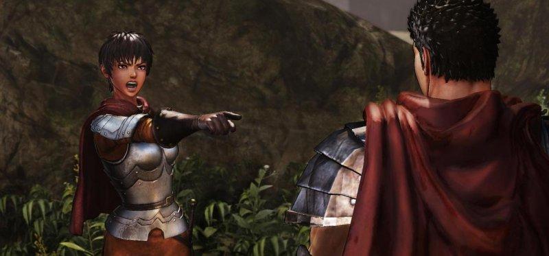 Nosferatu Zodd sarà presente in Berserk di Tecmo Koei