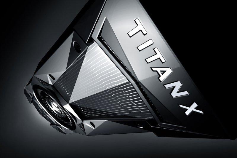 La scheda grafica Nvidia Titan X è in vendita da oggi