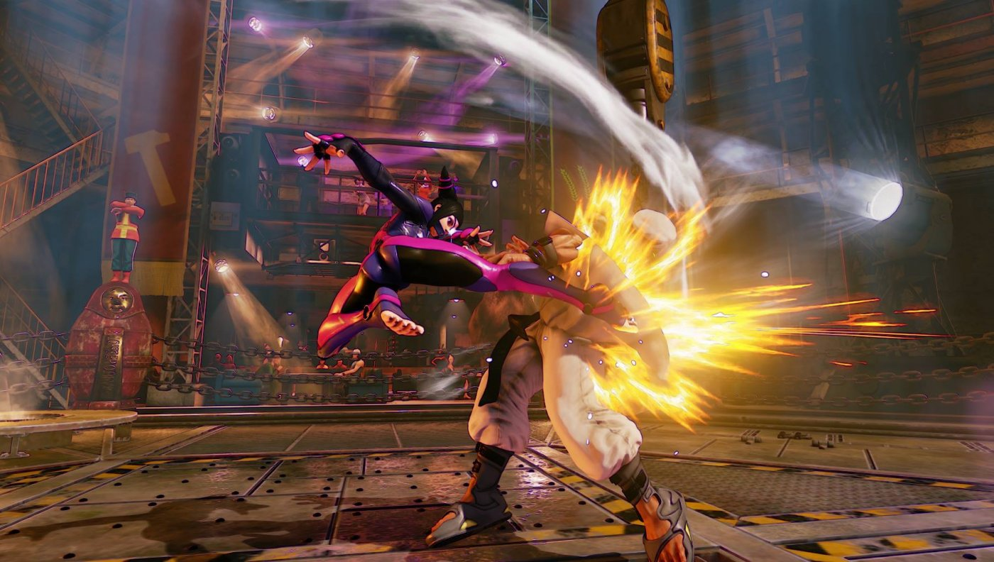 Result images for street fighter v Juri