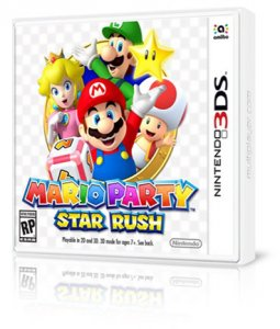 Mario Party: Star Rush per Nintendo 3DS