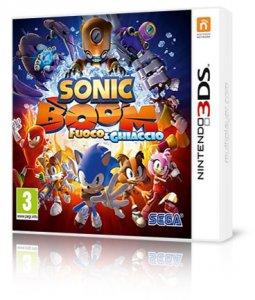 Sonic Boom: Fuoco e Ghiaccio per Nintendo 3DS
