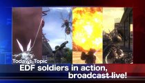 Earth Defense Force 4.1: The Shadow of New Despair - Trailer per la versione PC