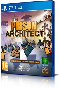 Prison Architect per PlayStation 4