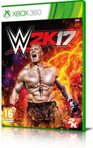 WWE 2K17 per Xbox 360