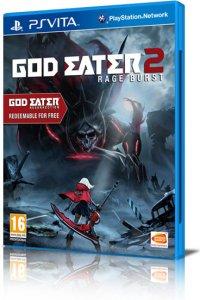 God Eater 2: Rage Burst per PlayStation Vita