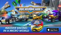 Micro Machines - Trailer del gameplay