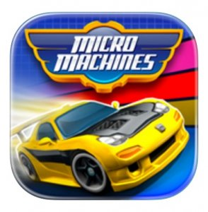 Micro Machines per iPad
