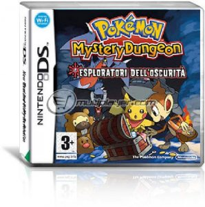 Pokémon Mystery Dungeon: Esploratori dell'Oscurità per Nintendo DS