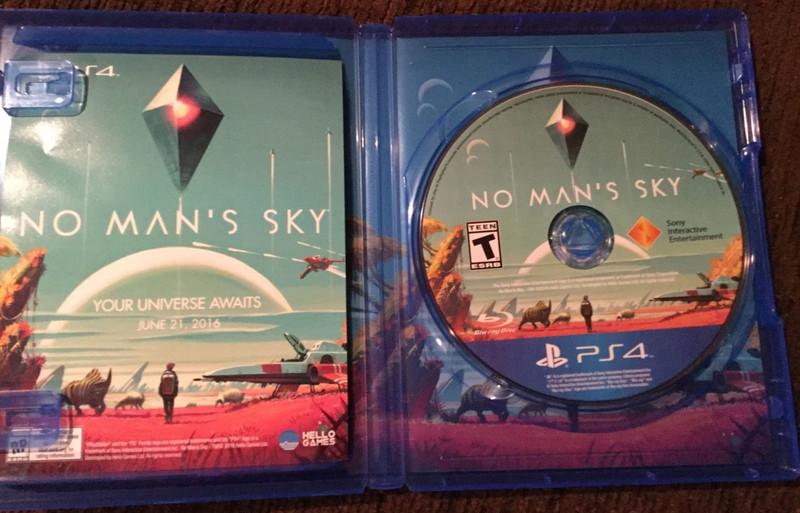 Una copia di No Man's Sky venduta a 2.000 dollari su eBay, ma è fasulla