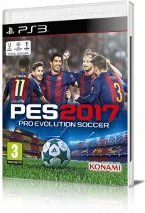 Pro Evolution Soccer 2017 (PES 2017) per PlayStation 3