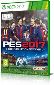 Pro Evolution Soccer 2017 (PES 2017) per Xbox 360