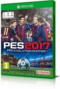 Pro Evolution Soccer 2017 (PES 2017) per Xbox One
