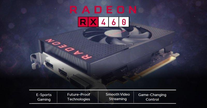 ASUS Strix Radeon RX 460