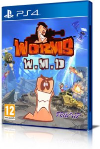 Worms W.M.D. per PlayStation 4