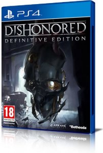 Dishonored: Definitive Edition per PlayStation 4