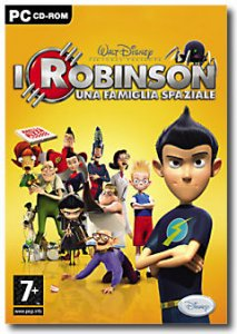 I Robinson: Una Famiglia Spaziale per PC Windows