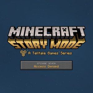 Minecraft: Story Mode - Episode 7: Access Denied per PlayStation 3
