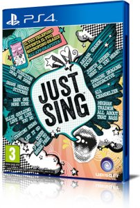 Just Sing per PlayStation 4