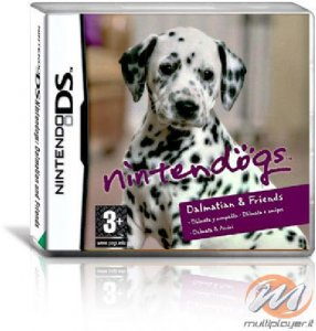 Nintendogs: Dalmatian and Friends per Nintendo DS