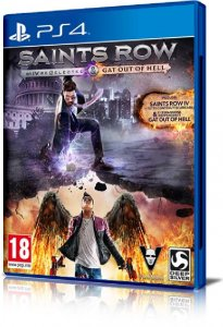Saints Row: Gat Out of Hell per PlayStation 4